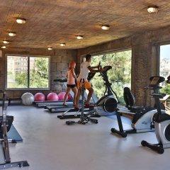 Katya Hotel - All Inclusive фитнесс-зал фото 2
