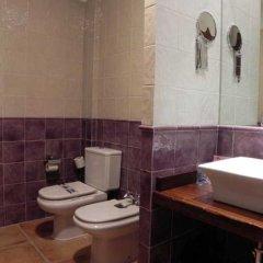 Hacienda Real Los Olivos Hotel ванная