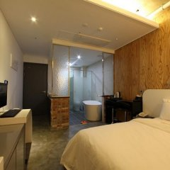 Отель Sintra Tourist Hotel Южная Корея, Сеул - отзывы, цены и фото номеров - забронировать отель Sintra Tourist Hotel онлайн комната для гостей фото 4