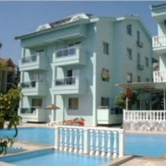 Nur Apart Турция, Мармарис - отзывы, цены и фото номеров - забронировать отель Nur Apart онлайн бассейн фото 2