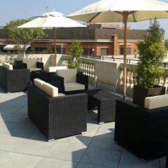 Hotel Barcelona Center гостиничный бар