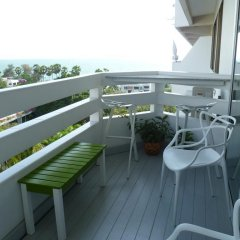 Отель Jomtien Condotel - 9279 by Axiom балкон