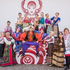 Отель Moya Rossiya Сочи развлечения