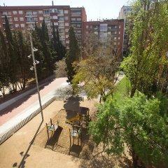 Отель Felipe De Paz балкон
