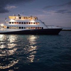 Отель Haumana Cruises - Bora-Bora to Taha'a (Monday to Thursday) Французская Полинезия, Бора-Бора - отзывы, цены и фото номеров - забронировать отель Haumana Cruises - Bora-Bora to Taha'a (Monday to Thursday) онлайн пляж фото 2