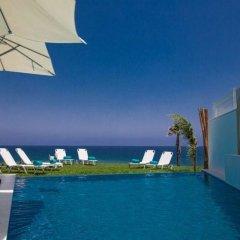 Отель Villa Crystal Springs 1 Plat бассейн