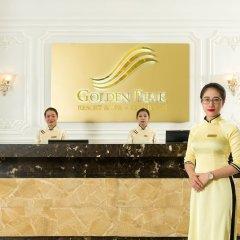 Отель Golden Peak Resort & Spa Камрань интерьер отеля фото 3