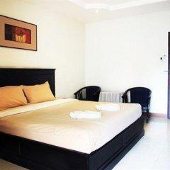Апартаменты At Home Executive Apartment Паттайя комната для гостей фото 4
