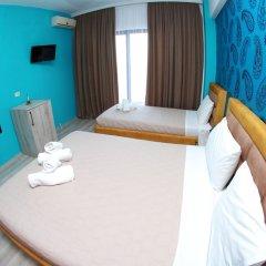 Отель ALER Holiday Inn Албания, Саранда - отзывы, цены и фото номеров - забронировать отель ALER Holiday Inn онлайн комната для гостей фото 5