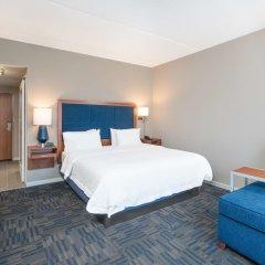 Отель Hampton Inn & Suites Newburgh Stewart Airport Ny Ньюберг комната для гостей фото 3