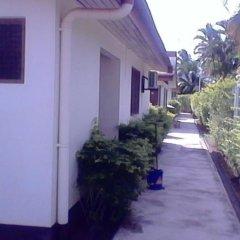 Отель The Friendly North Inn балкон