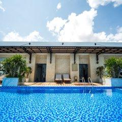 Volga Nha Trang hotel Нячанг бассейн фото 2