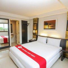 Отель Nida Rooms Talat Yai Robinson Ocean Пхукет комната для гостей