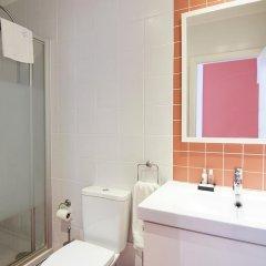 Отель Restauradores Apartments Португалия, Лиссабон - отзывы, цены и фото номеров - забронировать отель Restauradores Apartments онлайн ванная фото 2