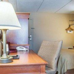 Отель Rodeway Inn - Niagara Falls США, Ниагара-Фолс - отзывы, цены и фото номеров - забронировать отель Rodeway Inn - Niagara Falls онлайн комната для гостей фото 5