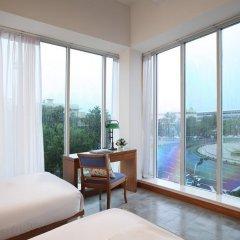 Отель Baan Dinso @ Ratchadamnoen Бангкок комната для гостей фото 5