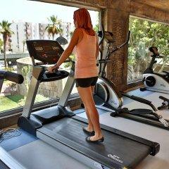 Katya Hotel - All Inclusive фитнесс-зал фото 3