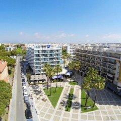 Отель Blaumar Hotel Salou Испания, Салоу - 7 отзывов об отеле, цены и фото номеров - забронировать отель Blaumar Hotel Salou онлайн фото 3
