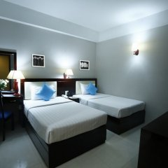 Отель Alagon Western Hotel Вьетнам, Хошимин - отзывы, цены и фото номеров - забронировать отель Alagon Western Hotel онлайн сейф в номере