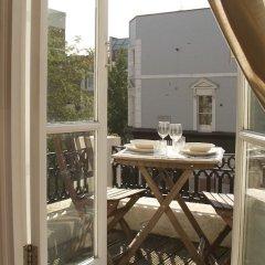 Отель Notting Hill Garden Studios Великобритания, Лондон - отзывы, цены и фото номеров - забронировать отель Notting Hill Garden Studios онлайн балкон