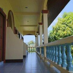 Отель Fantasy Hill Bungalow балкон