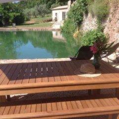 Отель Bocage Saint Roman бассейн