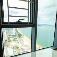 Апартаменты Sunrise Ocean View Apartment Нячанг фото 6