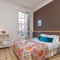 Отель Sant Antoni Market Барселона комната для гостей