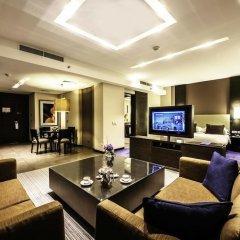 Отель Hili Rayhaan by Rotana ОАЭ, Эль-Айн - отзывы, цены и фото номеров - забронировать отель Hili Rayhaan by Rotana онлайн комната для гостей фото 3