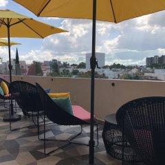 Отель Fch Hotel Providencia- Adults Only Мексика, Гвадалахара - отзывы, цены и фото номеров - забронировать отель Fch Hotel Providencia- Adults Only онлайн балкон