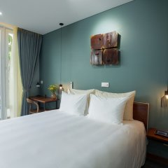 Отель Chay Villas An Bang Хойан комната для гостей фото 5