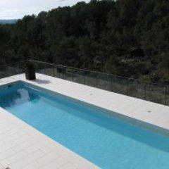 Отель Architecture Villa In Sitges Hills Оливелла бассейн фото 2