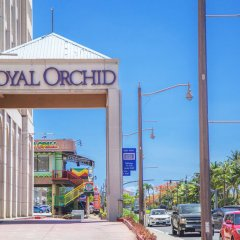 Royal Orchid Guam Hotel парковка