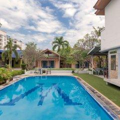 Отель Wind Field Resort Pattaya бассейн фото 3