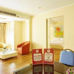 Отель NIDA Rooms Triple 1 DinDaeng Downtown детские мероприятия
