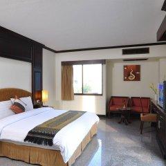 Отель Euro Grande Бангкок комната для гостей фото 4