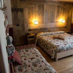Отель Meublé Della Nouva Грессан комната для гостей фото 5