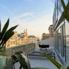Отель Axel Hotel Barcelona & Urban Spa - Adults Only (Gay friendly) Испания, Барселона - 11 отзывов об отеле, цены и фото номеров - забронировать отель Axel Hotel Barcelona & Urban Spa - Adults Only (Gay friendly) онлайн балкон