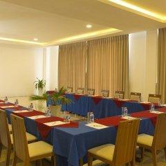 Отель Golden Peak Resort & Spa Камрань помещение для мероприятий фото 2