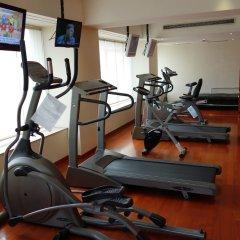 Отель City Suites Taipei Nanxi фитнесс-зал фото 4
