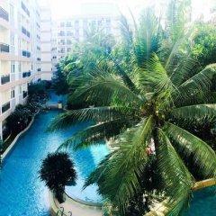 Отель Park Lane Condominium Таиланд, Паттайя - отзывы, цены и фото номеров - забронировать отель Park Lane Condominium онлайн бассейн