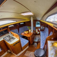 Отель Norwavey, Sleep in a Boat питание
