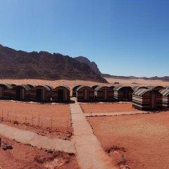 Отель Jabal Rum Camp фото 4