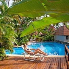 Отель Fiji Palms Фиджи, Вити-Леву - отзывы, цены и фото номеров - забронировать отель Fiji Palms онлайн бассейн фото 3