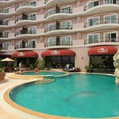 Отель Keerati Homestay Таиланд, Паттайя - отзывы, цены и фото номеров - забронировать отель Keerati Homestay онлайн бассейн