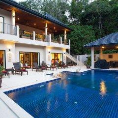 Отель Villa Pagarang бассейн фото 2