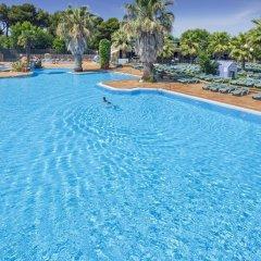 Отель Camping Solmar Испания, Бланес - отзывы, цены и фото номеров - забронировать отель Camping Solmar онлайн бассейн фото 2