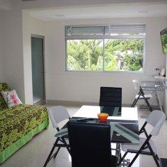 Отель Studio Centre Французская Полинезия, Папеэте - отзывы, цены и фото номеров - забронировать отель Studio Centre онлайн комната для гостей фото 5