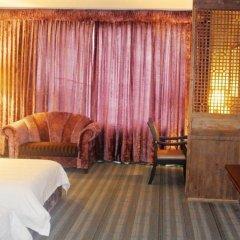 Отель Shenzhen Junyi Mingdian Inn Xili Шэньчжэнь комната для гостей