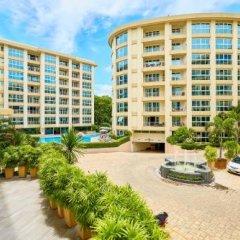 Отель City Garden By Mypattayastay парковка